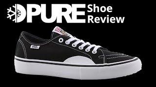 new product 251d1 6a59e by Pure Board Shop · Vans AV Classic Pro Skate Shoe Review -  PureBoardShop.com