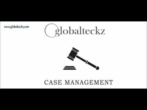 Odoo Case Management
