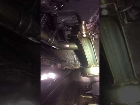 1991 Toyota pickup 22RE oil pan removal easy