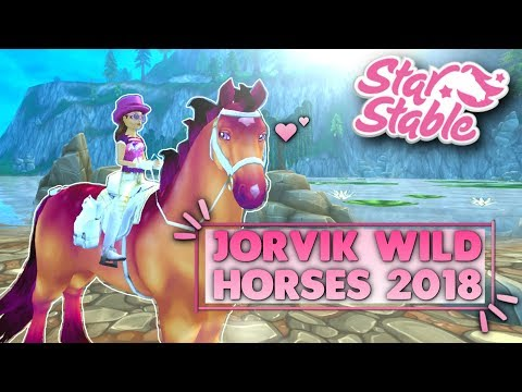 Buying a New Jorvik Wild Horse on Star Stable 2018! #jorvikwild