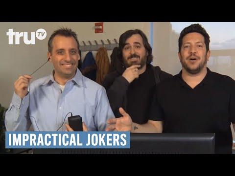 Impractical Jokers - Home Intruders Destroy Murr's Apartment (Punishment) | truTV