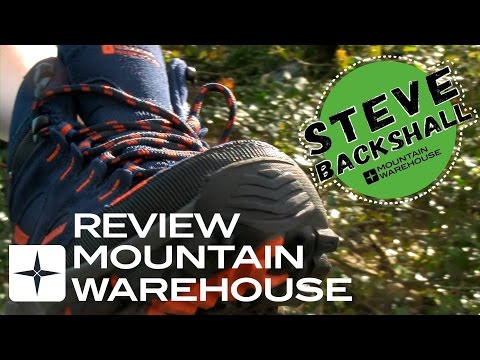 Steve Backshall Volcano Waterproof Kids Boot Review