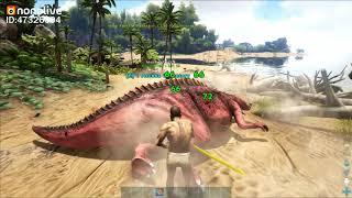 ARK: Foreworld Myth #1 - Cùng Lập Team Bắt Khủng Long Solo ^^