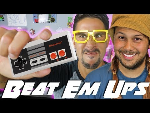 TOP 5 BEAT EM UPS ON THE NINTENDO ENTERTAINMENT SYSTEM | AMAZING BEAT EM UPS YOU NEED TO PLAY ON NES