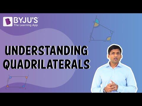 Class 6-10 - Understanding Quadrilaterals