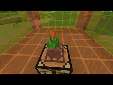 how to make an flowerpot in minecraft