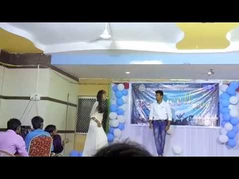Love Proposal Reject Accept daNce @ kucet eee farewel daNce