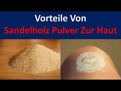 Vorteile von Sandelholz Pulver für die Haut