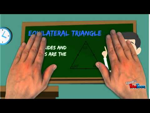 Classifying Triangles by Sides and Angles