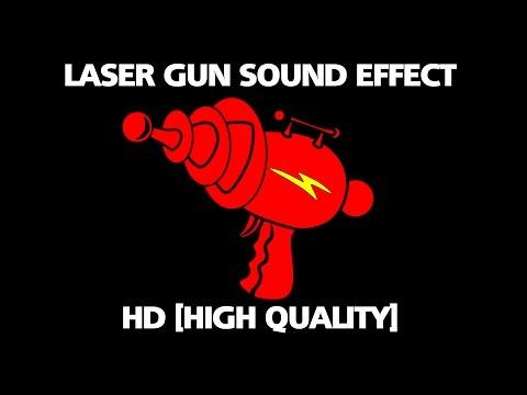 LASER GUN SOUND EFFECT HD [HIGH QUALITY]