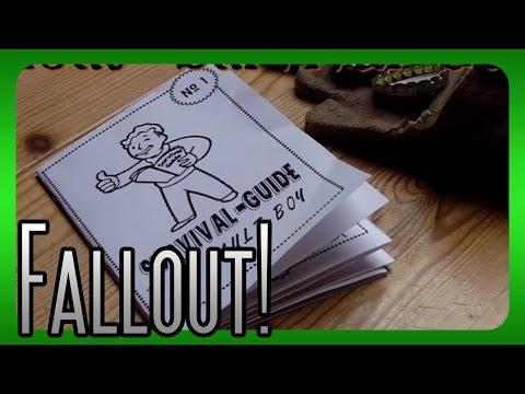 DIY Fallout Survival Guide