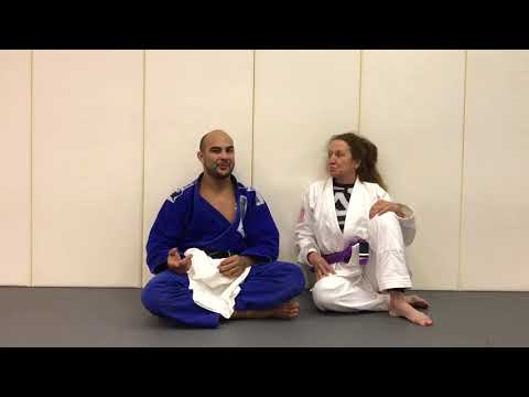 Staying Young Over 60 With Jiu-Jitsu - Interview With Betty