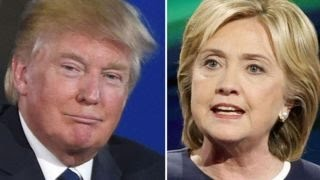 Trump presents a challenge for Clinton on the debate stage