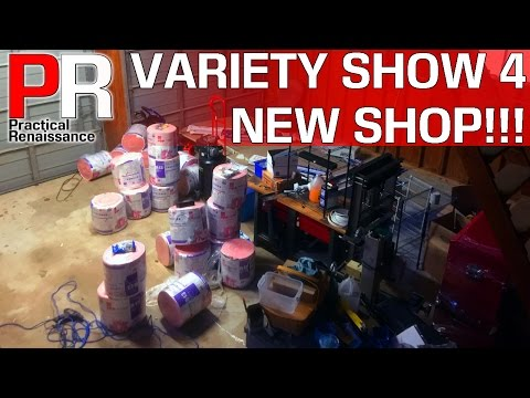 Variety Show #4: LET THERE BE LIGHT!