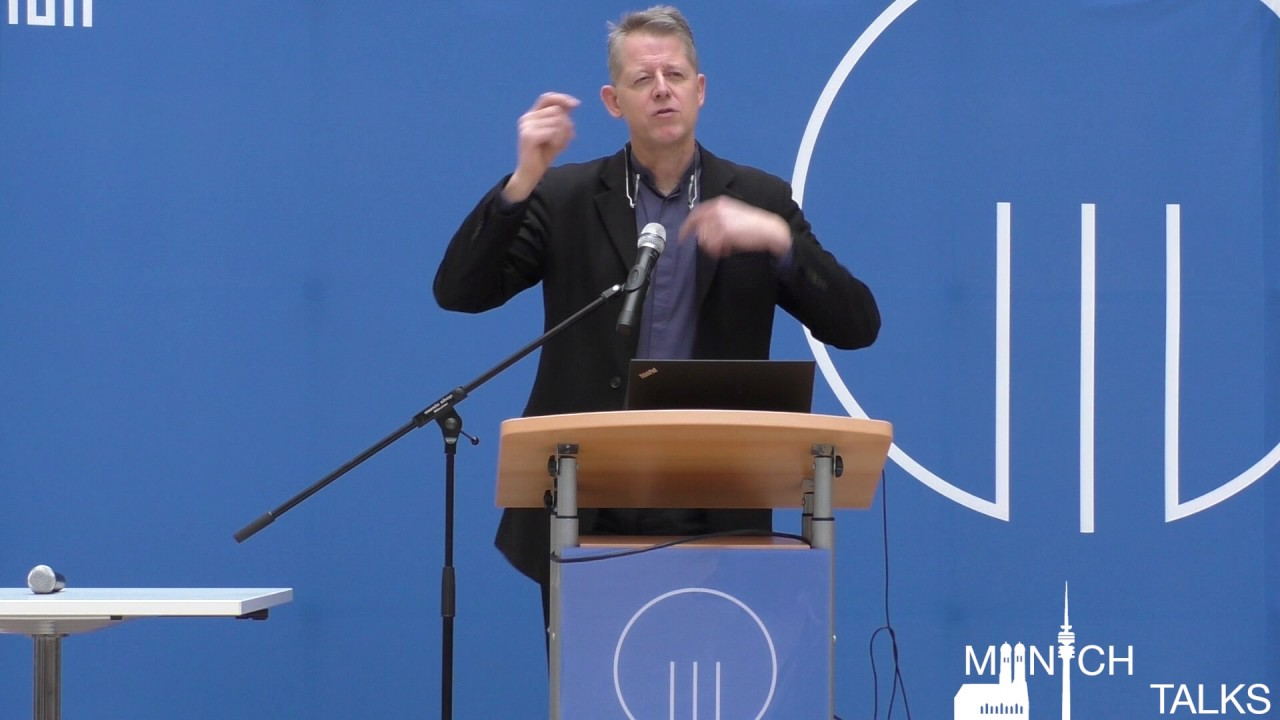 Andrew Moravcsik: The End of the EU? - Munich Talks - 16.02.2017
