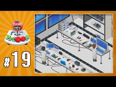 Game Dev Tycoon :: #19 - Creating Our Own Console!!