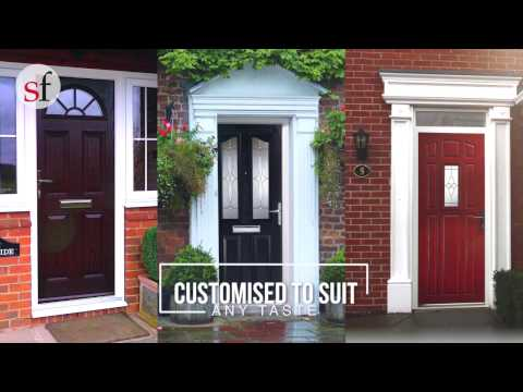 Composite Doors: The Superior Collection