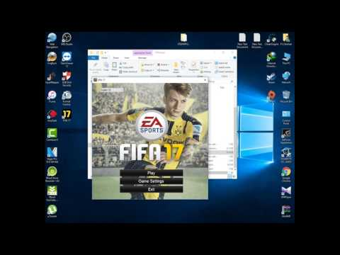 how to play fifa 17 offline without origin account on pc