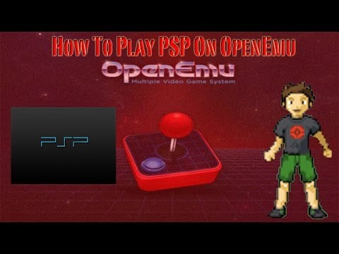 How To Play PSP Games On OpenEmu