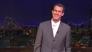 Daniel Tosh - poverty doesn