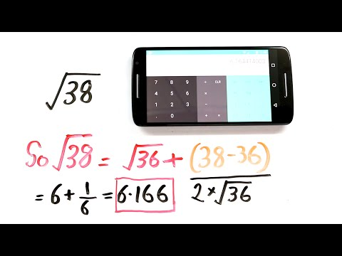 Square root of Non Perfect Squares in Seconds || Best Maths Tricks #2 || AlldaySCIENCE