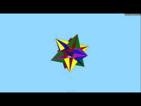 icosahedron stellations