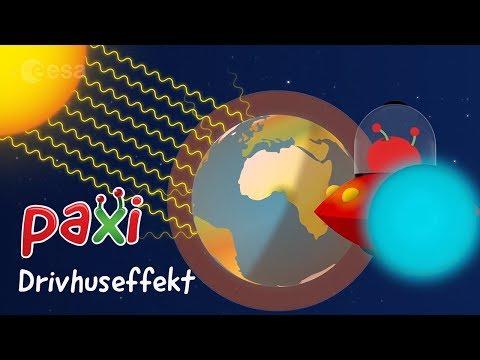 Paxi – Drivhuseffekt