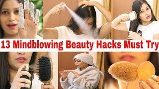 13 New Most Useful Beauty Hacks जो जिंदगी भर काम आएंगे Life Changing Hacks Must Try Be Natural