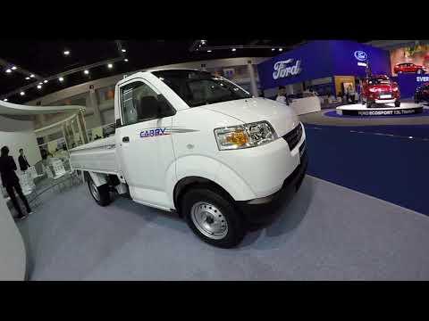 Suzuki Mega Carry Xtra 2018 pickup - Affordable truck Suzuki Carry 2018