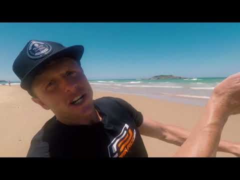 What to Practice before Kitesurfing Waves