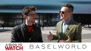 Baselworld 2019 Vlog: The Most Photogenic Watches of Baselworld 2019 | aBlogtoWatch
