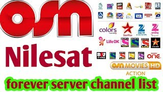 forever server nilesat Videos - 9tube tv