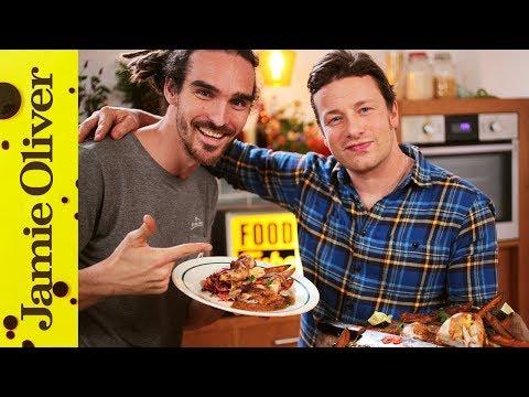 Piri Piri Chicken   Jamie Oliver & FunForLouis