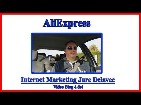 Jure Delavec Video Blog 4.del - AliExpress