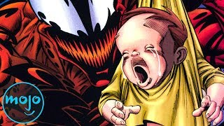 Top 10 Worst Things Carnage Has Done