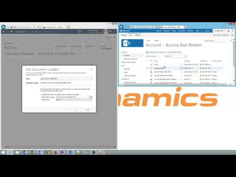 Web CRM Sharepoint Online