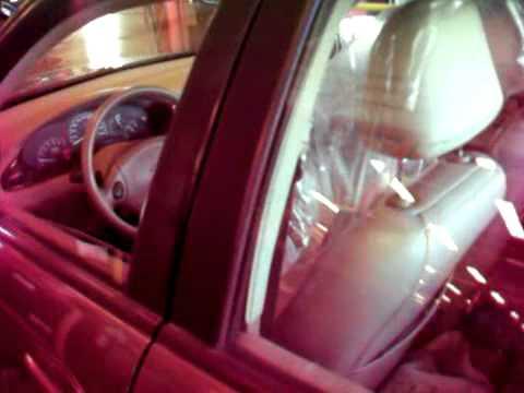 2001 Chevy Malibu Emissions Test