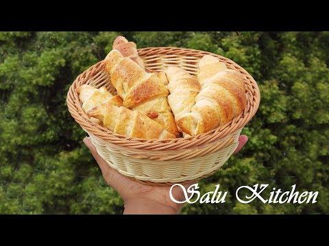 അടുക്കളയിലെ കുട്ടികളികൾ || Sulthan's Special Croissants || Ep#569