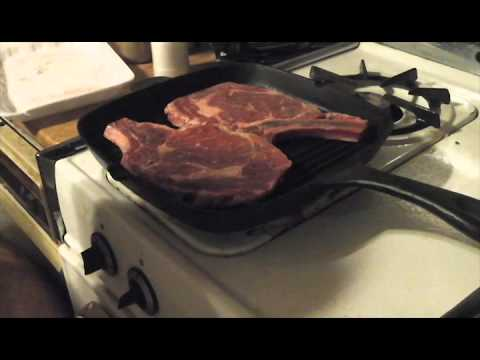 Keto Cooking how to indoor grill a prime rib grilling steak