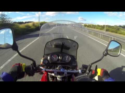 Restricted motorcycle Licence Test and other Stuff