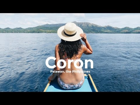Philippines Travel Diary / Coron, Palawan Island