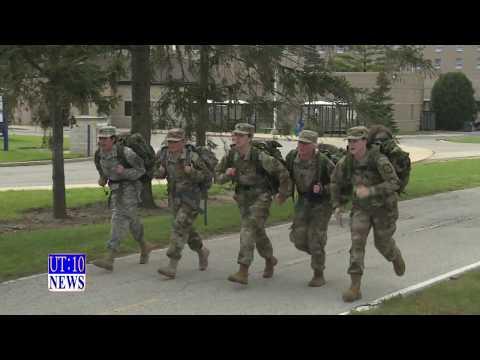 UT:10 News - Armed Forces Proficiency Badge
