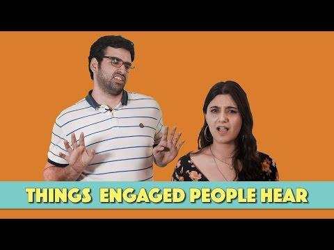 Things Engaged People Hear | MangoBaaz