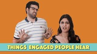 Things Engaged People Hear   MangoBaaz