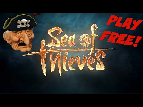 How to Play Sea of Thieves FREE! Without Xbox Live Gold!