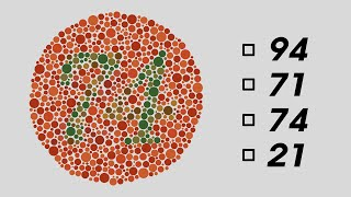 Eye Test: What Number Do You See?