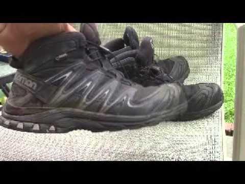 Salomon Men's XA Pro Mid GTX Hiking Shoe Review