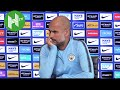 Pep Guardiola I Am Not Sure If Jadon Sancho Wants To Return To Manchester City Man City V Burnley