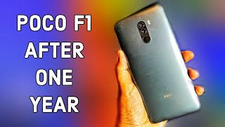 Xiaomi Poco F1 Full Review After One Year   Buying in 2019? Best Device Under 20K?
