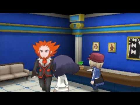 Pokemon X [07] Lumiose City Shenanigans!